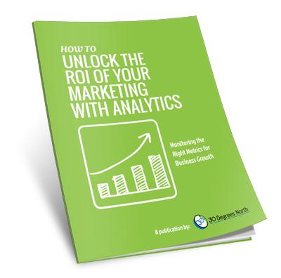unlock the roi of marketing with analytics